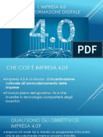 Impresa 4.0 e la formazione digitale