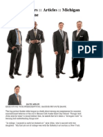 Wealth Watchers | Michigan Avenue Magazine | Shawn Baldwin