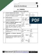 Organic Phenol,Aniline,Carboxylic Acid