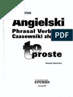 Angielski Phrasal Verbs. Czasowniki Złożone. to Proste_ocr