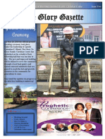 GLORY GAZETTE 2nd Edition