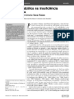 Acidose Metabólica Na Insuficiência Renal Cronica