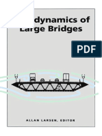 Bridge aerodynamics