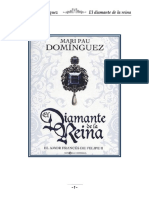 Dominguez Mari Pau - El Diamante de La Reina