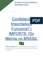 → Curso Confeiteira Importadora é Confiável? | IMPORTE 10x Menos no BRASIL ??