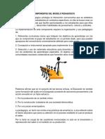 Componentes Del Modelo Pedagógico 2
