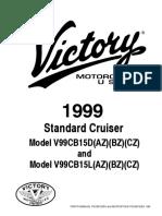 99 V92C Parts Manual