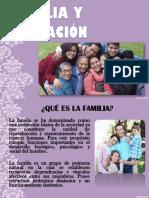 familia y educación