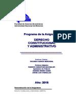 Apunte Derecho Constitucional (COMPLETO)