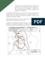 La postergación de las medidas de recuperación de los suelos considerados en el proyecto hasta el año 2007 Centromin Perú S.doc