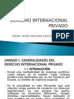 Generalidades Derecho Internacional Privado