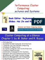 Lec 5 Cluster