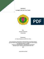TP Laringitis Akut - Aulannisa H
