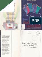 DESAFIOS DA IGREJA NA AMÉRICA LATINA; História, estratégia e teologia de missões - SAMUEL ESCOBAR.pdf