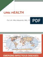 Sesi 08 One Health