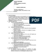 Syllabus Carretras II