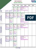 Timetable B2