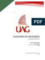 Reporte Cazadores de Microbios