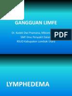 Gangguan Limfe