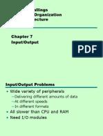 07 Input Output