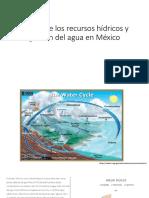Estado de Los Recursos Hídricos