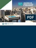 Anuário de Arquitetura e Urbanismo 2016-2017