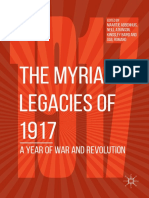 Abbenhuis Et Al (Eds.) - The Myriad Legacies of 1917; A Year of War and Revolution (2018)