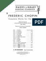 Chopin - Scherzo 1 Op 21