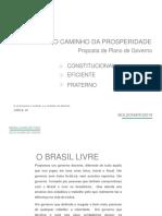 Plano de Governo Jair Bolsonaro 2018-1