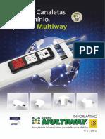 Canaletas Multiway