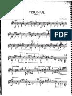 Astor Piazzolla - Triunfal tango