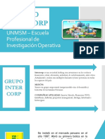 Intercorp Matriz Bcg