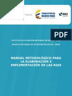 Manual Metodologico Rias