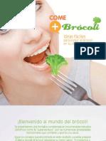 BROCOLI RECETARIO