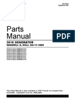 3616 Parts Manual