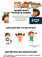 Seguridad Infantil y Prevención de Accidentes