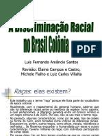 Discrimi Nacao Racial Social