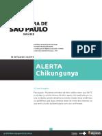 Alerta de Chikungunya