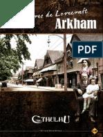 Sd Les Terres de Lovecraft Arkham