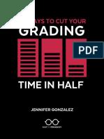 Cut Grading in Half 2017