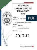 LABORATORIO DE MEDICION