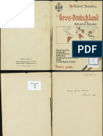 Gross-Deutschland - La Mas Grande Alemania - Tannenberg Otto Richard