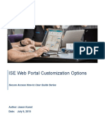 How-To 43 ISE Web Portal Customization Options
