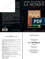 Guide Illustre de La Musique Vol 1 Ulrich Michels Fayard