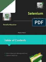 Selenium Webdriver Selenium 2 0
