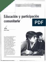 freire eduación y participación comunitaria.pdf