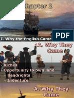 chapter 2 - thirteen colonies