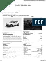 Configurazione Dacia