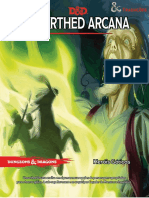 D&D 5E - Unearthed Arcana - Heróis Góticos - Biblioteca Élfica.pdf