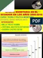 oferta monetaria en el ecuador.pptx